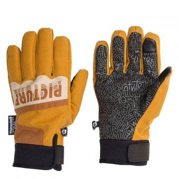 Picture HUDSON camel gants 2018