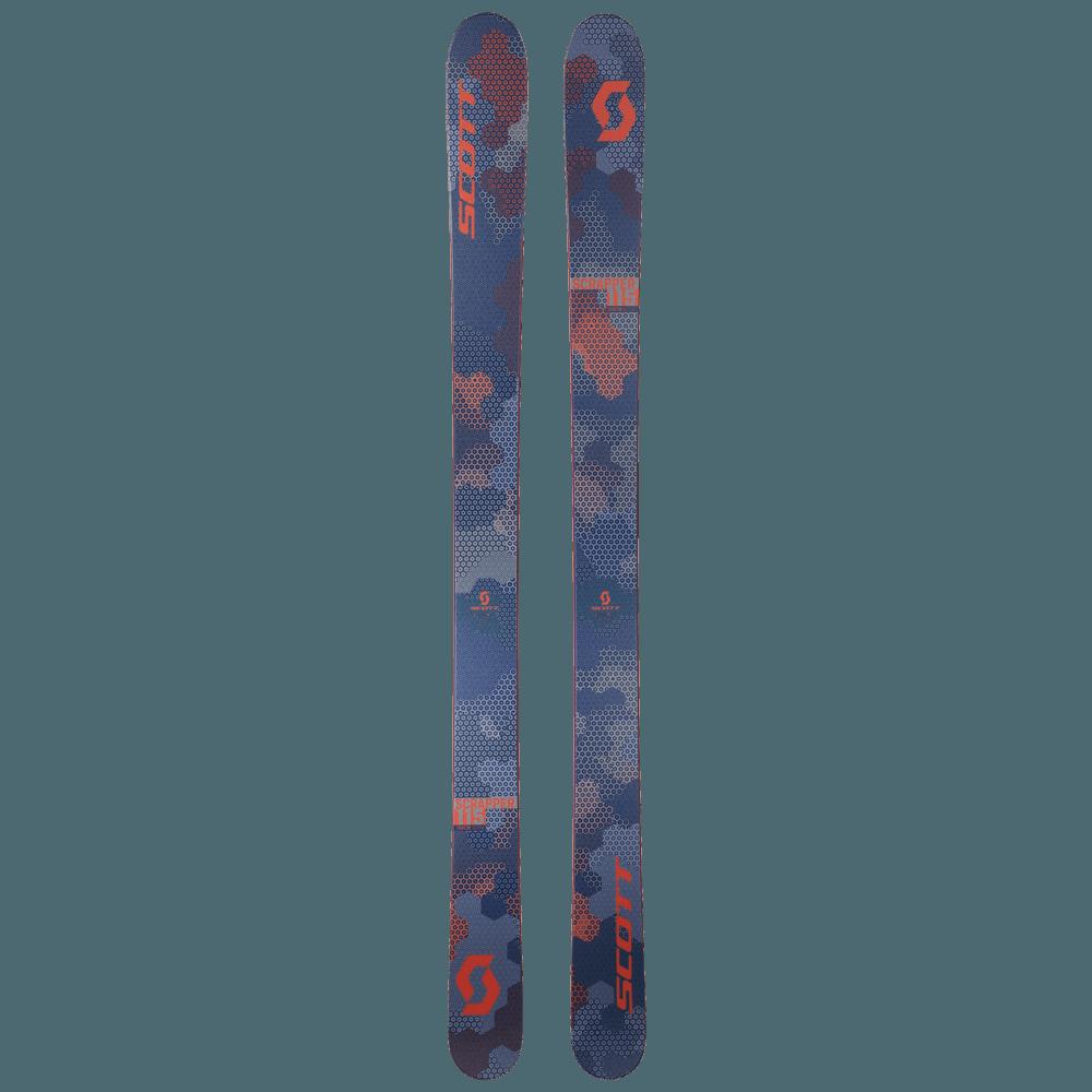 Freeride 115 Scott Attitude Ski 2018 Scrapper HDIYEW29e