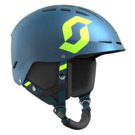 Scott Apic Junior marine blue casque 2018