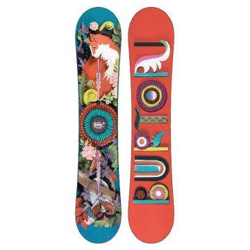 Burton GENIE NO COLOR snowboard 2018