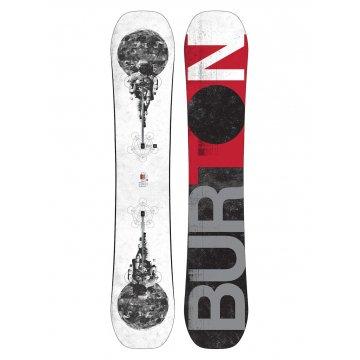Burton PROCESS OFF-AXIS snowboard 2018