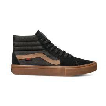 VANS SK8-HI Madder Brown Chaussures 2017
