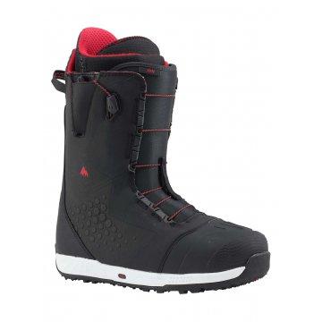 Burton ION NOIR/ROUGE boots 2018