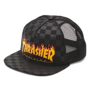 VANS X THRASHER T casquette Noir 2017