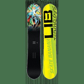 Lib-Tech SK8 BANANA BTX paril snowboard 2018
