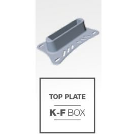 F-One Top plate KF Box Foil