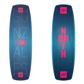 North GONZALES planche de kite 2018