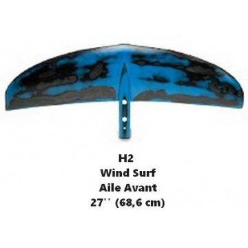 Slingshot H2 Light Wind Aile avant Foil 2018