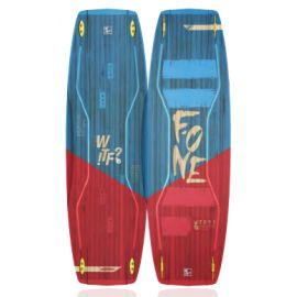 F-One WTF Lite Tech Planche de Kite Twin Tip 2018