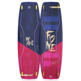 F-One WTF Girl Lite Tech Planche de Kite Twin Tip 2018