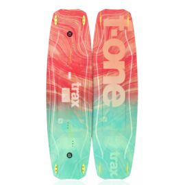 F-One Trax Girl HRD Lite Tech Planche de Kite Twin Tip 2018