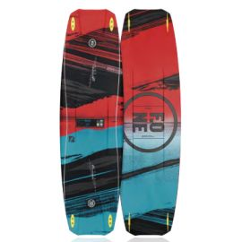 F-One Trax HRD Carbon Planche de Kite Twin Tip 2018