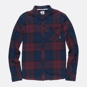 Element BUFFALO rouge chemise 2018