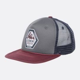 Element TRACT TRUCKER rouge casquette 2018