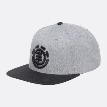 Element KNUTSEN CAP B casquette grey 2018