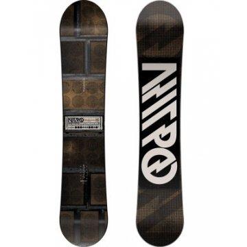 Nitro Magnum snowboard 2017