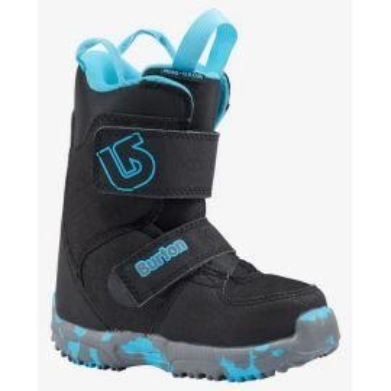 Burton MINI - GROM Junior noir boots 2018