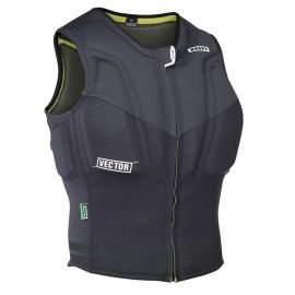 Ion Vector noir gilet kite 2017