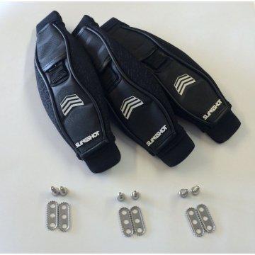 Slingshot straps windfoil x3