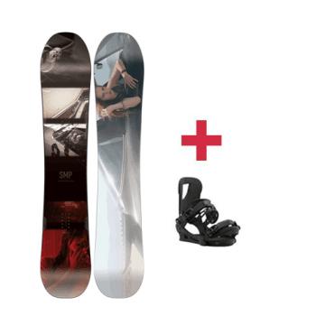 Pack Nitro SMP snowboard 2018