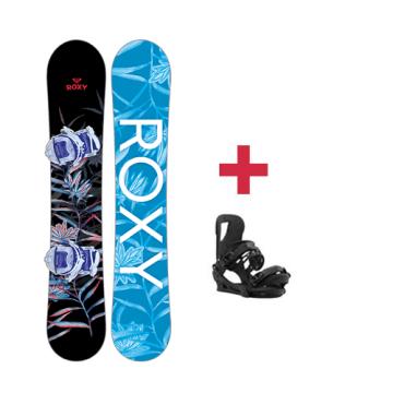 Pack Roxy WAHINE snowboard 2018