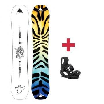 Pack Burton FREE THINKER snowboard 2018
