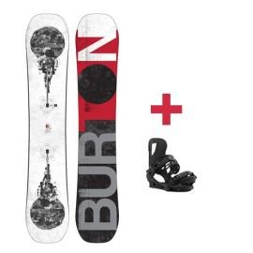 Pack Burton PROCESS OFF-AXIS snowboard 2018