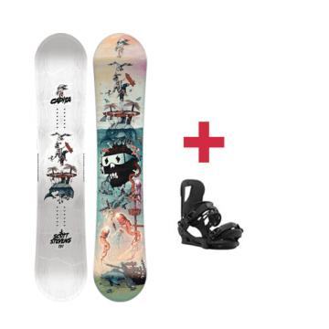 Pack CAPITA SCOTT STEVENS PRO snowboard 2018