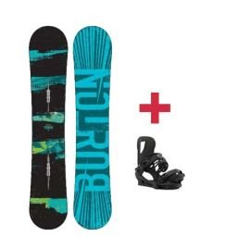 Pack Burton RIPCORD snowboard 2018