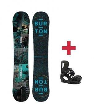 Pack Burton DESCENDANT snowboard 2018