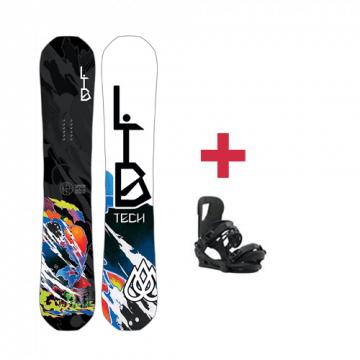 Pack Lib-Tech T-RICE HP C2 snowboard 2018