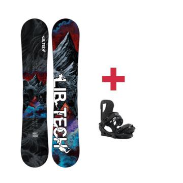 Pack Lib-Tech TRS HP C2X snowboard 2018