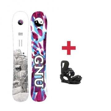 Pack GNU MULLAIR C3 snowboard 2018