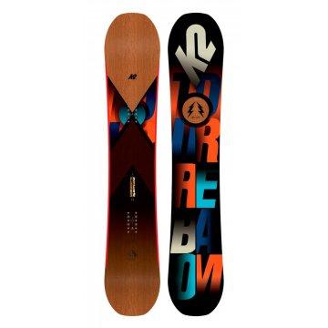 K2 TURBO DREAM snowboard 2018