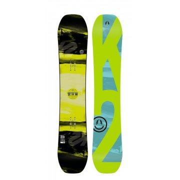 K2 World Wide Weapon snowboard 2018