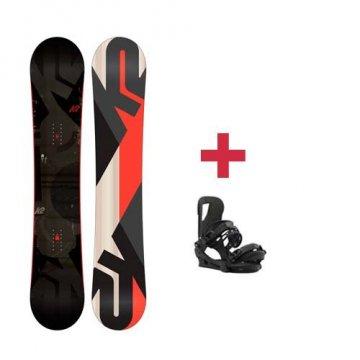 Pack K2 STANDARD snowboard 2018