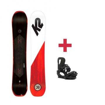 Pack K2 JOY DRIVER snowboard 2018