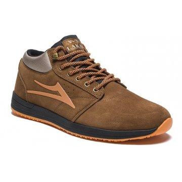Lakai Griffin Mid Nutmeg chaussures skate 2018