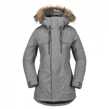 Volcom Shadow vest gris 2018