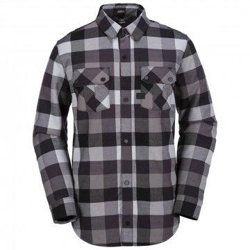 Volcom Sherpa veste/chemise black 2018