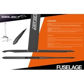 Select Fuselage ProFoil F1 Windfoil 2018