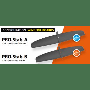 Select Stabilisateur PRO B ProFoil F1 Windfoil 2018