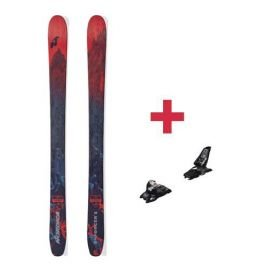 Pack Nordica ENFORCER S FLAT skis 2018 + fixations