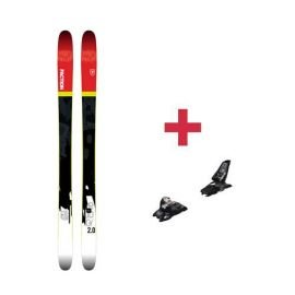 Pack Faction Prodigy 2.0 skis 2018 + fixations