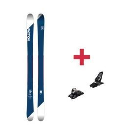 Pack Faction Candide 1.0 skis 2018 + fixations