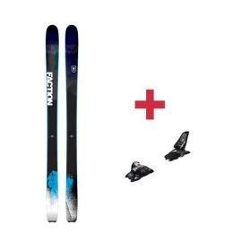 Pack Faction Dictator 1.0 skis 2018 + fixations