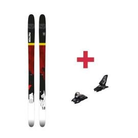 Pack Faction Prodigy 1.0 skis 2018 + fixations