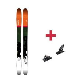 Pack Faction Prodigy 4.0 skis 2018 + fixations