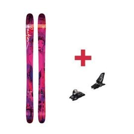 Pack Faction Prodigy skis 2018 W + fixations