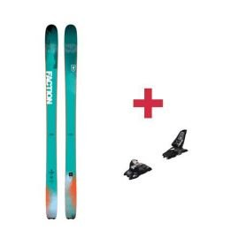 Pack Faction Dictator 2.0 skis 2018